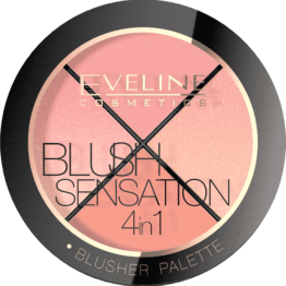 Roż Blush Sensation 4w1 Eveline