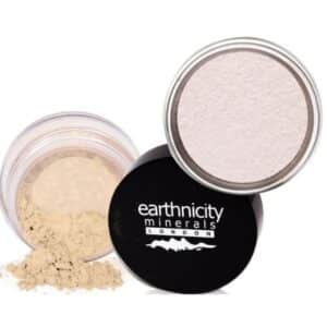 Puder mineralny silk glow light Earthnicity
