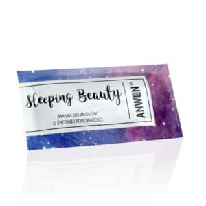 Saszetka Sleeping Beauty do wł. średnioporowatych 10ml Anwen