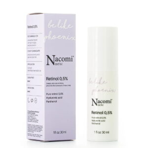 Serum 0,5% retinolu 30ml Nacomi
